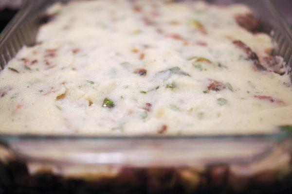 Sage Shepherd's Pie AIP Paleo, AIK Keto