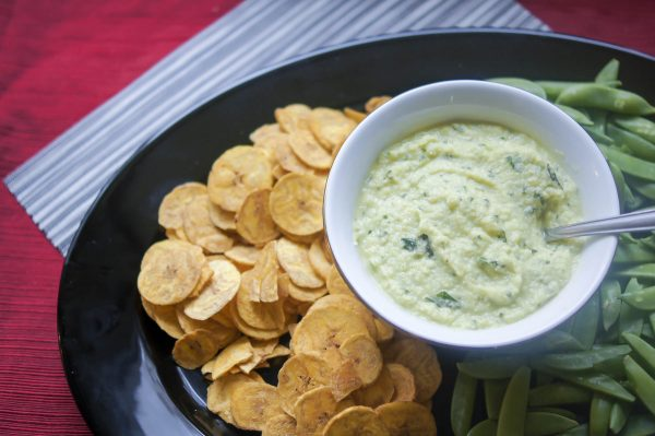 AIP Paleo, AIK Keto, Whole30, Low Carb Artichoke Hummus Dip