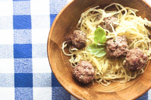 Flavor Bursting Garlic Meatballs (AIP Paleo, AIK Keto)